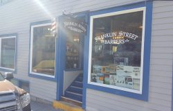 franklin street barber