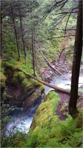 Perseverance Ebner Falls