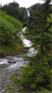 Perseverance Trail Falls