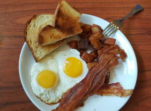 Two Eggs Breakfast