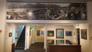 city museum entance