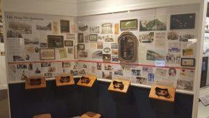 Juneau Douglas City Museum time line