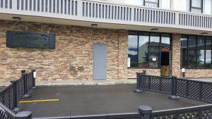 McGivney's patio